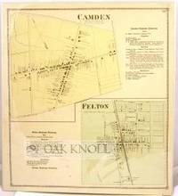 CAMDEN AND FELTON. MURDERKILL, KENT CO. DEL