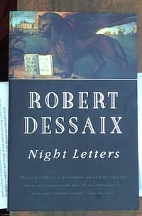 image of Night Letters;  A Journey through Switzerland and Italy