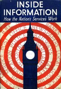 image of Inside Information : How the Nation's Services Work