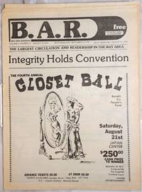 image of B.A.R. Bay Area Reporter: vol. 6,  #17, August 19, 1976; Fourth Annual Closet ball