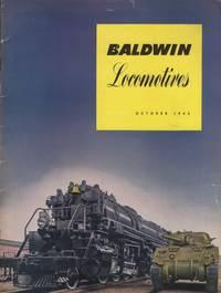 Baldwin Locomotives. 3 Issues: April 1936, December 1942, October 1943
