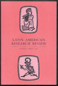 Latin American Research Review. Volume 37, Number 1, 2002