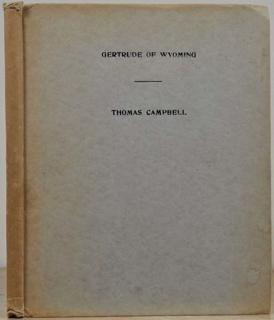 London: Longman, Hurst, Rees, and Orme, 1809. Book. Very good+ condition. Hardcover. First Edition. ...