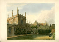 A HISTORY OF OXFORD, ITS COLLEGES, HALLS AND PUBLIC BUILDINGS