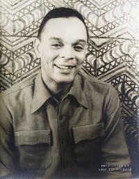 Portrait photograph of Chester Himes by  Carl Van Vechten - 1946 - from James Cummins Bookseller and Biblio.com