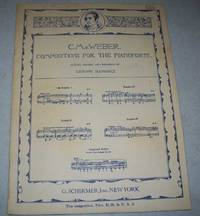 C.M. v. Weber: Compositions for the Pianoforte