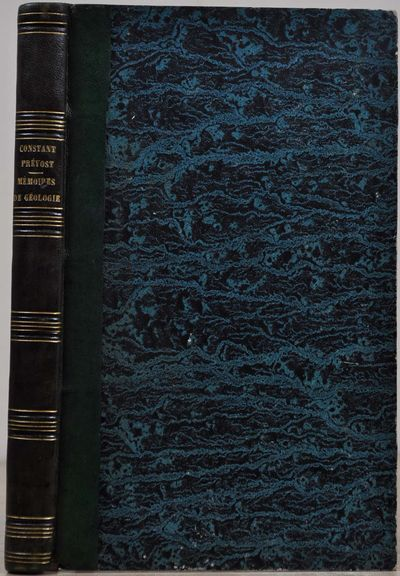 Paris, France: Hippolyte Tilliard, 1827. Book. Very good condition. Hardcover. First Edition. Octavo...