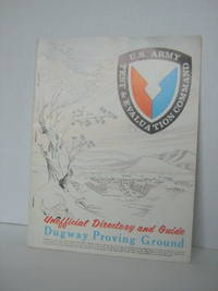 Dugway Proving Ground by Marquam & Co - Paperback - 1965 - from Brass DolphinBooks and Biblio.com