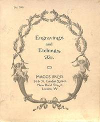 Catalogue 398, 1920 : Engravings and Etchings ; Portraits & Decorative  Subjects, Etching By Old and Modern Masters, Engraving of Naval, Military  and Americana Interest.
