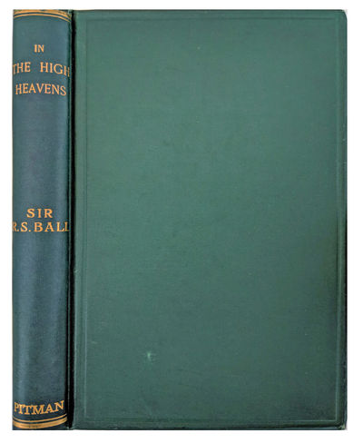 London:: Sir Isaac Pitman, 1907., 1907. 8vo. x, -383, pp. Frontis., 41 figs., index. Original green ...
