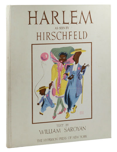 New York: Hyperion Press, 1941. First Edition. First edition. Large folio. Publisher's white cloth l...