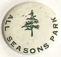 image of All Seasons Park [pinback button]