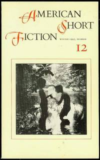 American Short Fiction (Vol. 3, No. 12, Winter 1993)