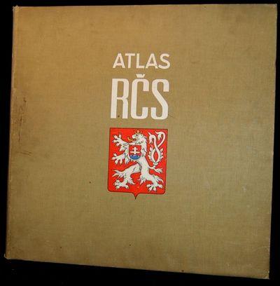 Prague, 1935. Hard Cover. near Very Good binding. Pre-World War II Atlas of the Czech Republic, issu...