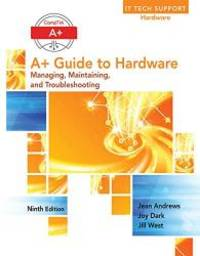 image of A+ Guide to Hardware