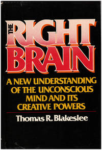 image of Right Brain: A New Understanding of Our Unconscious Mind and Its Creative Power
