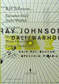 Ray Johnson; Dali / Warhol and Others... Man Ray Duchamp, Oppenheim, Picabia