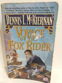 image of Voyage of the Fox Rider (Mithgar)