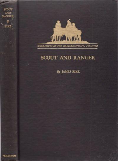 Princeton: Princeton University Press, 1932. Reprint. Hardcover. Very good. Octavo. xxii, 164 pages....