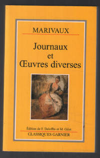 image of Journaux et oeuvres diverses