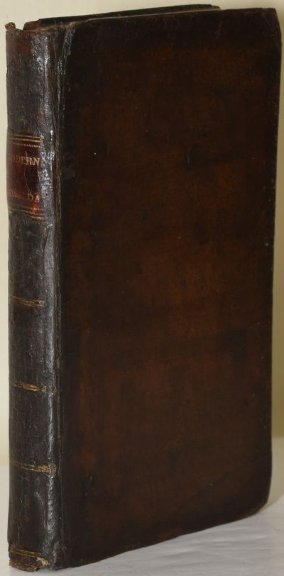 George Town: Joseph Milligan, 1810. First American Edition. Four of the popular writer's works toget...
