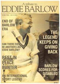 image of A TRIBUTE TO EDDIE BARLOW