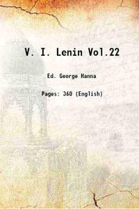 V. I. Lenin Vol.22 1916