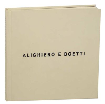 New York: Gagosian Gallery, 2001. First edition. Hardcover. 105 pages. Exhibition catalog for a show...