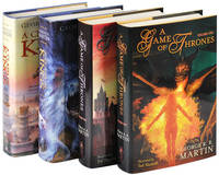 image of A GAME OF THRONES [TOGETHER WITH] A CLASH OF KINGS - LIMITED EDITIONS, SIGNED