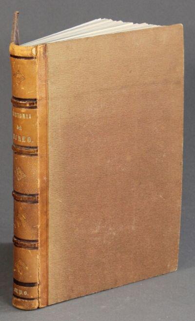 Philadelphia: Griffith & Simon, 188 North Third Street. New York - Saxton & Miles, 1845. First editi...