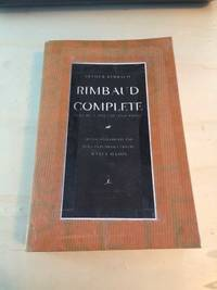 image of Rimbaud Complete. Volume I: Poetry and Prose