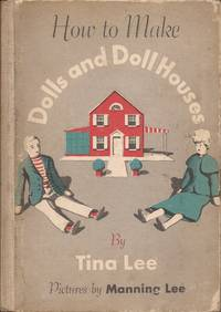image of How to Make Dolls and Doll Houses