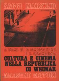 CULTURA  E CINEMA NELLA