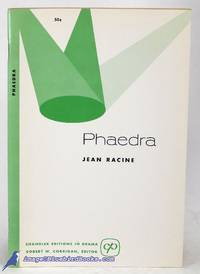 Phaedra (Chandler Editions in Drama) by  Jean RACINE  - Paperback  - 1961  - from Bluebird Books (SKU: 85272)