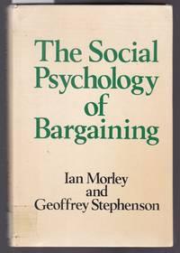 image of The Social Psychology of Bargaining