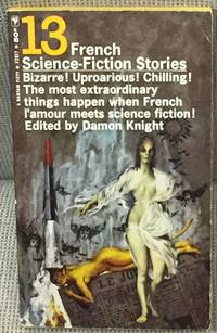 image of 13 French Science-Fiction Stories