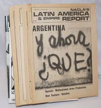 image of NACLA report on the Americas [7 issues]
