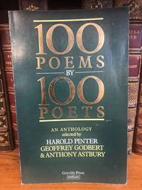 100 POEMS BY 100 POETS [SIGNED]