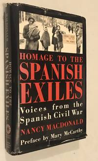 Homage to the Spanish Exiles: Voices from the Spanish Civil War