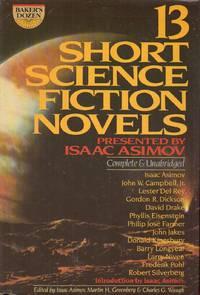 image of Bakers Dozen: 13 Short Science Fiction Novels