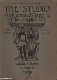 The Studio: An Illustrated Magazine of Fine & Applied Art: Vol. 27 No. 115