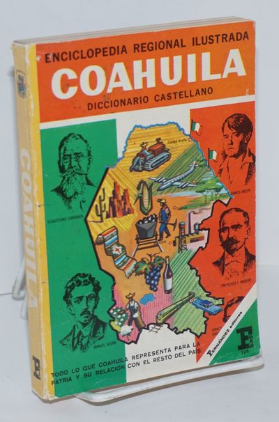 Mexico: Fernández Editores, 1986. 224p., maps, illustrations, texts in Spanish and Castillian, ligh...