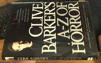 image of Clive Barker's A-Z of Horror: Compiled by Stephen Jones