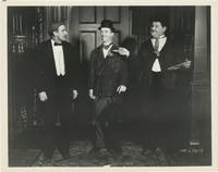 image of The Laurel-Hardy Murder Case (Collection of 8 original photographs from the 1930 film)