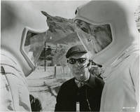 image of The Andromeda Strain (Set of 7 reference photographs from the set of the 1971 film)