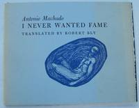 I Never Wanted Fame (Ally Press Translation Series #2)