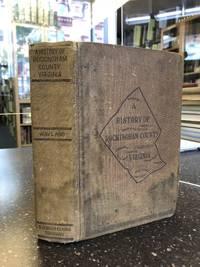 A HISTORY OF ROCKINGHAM COUNTY VIRGINIA