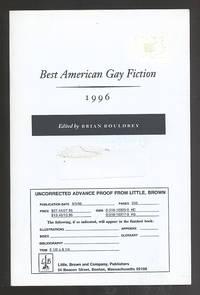 Best American Gay Fiction 1996