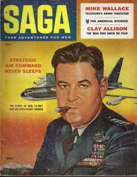 "image of SAGA: July 1957 (""Drama in Diamonds"")"