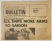 image of Indochina Bulletin. No. 24 (April 1973)